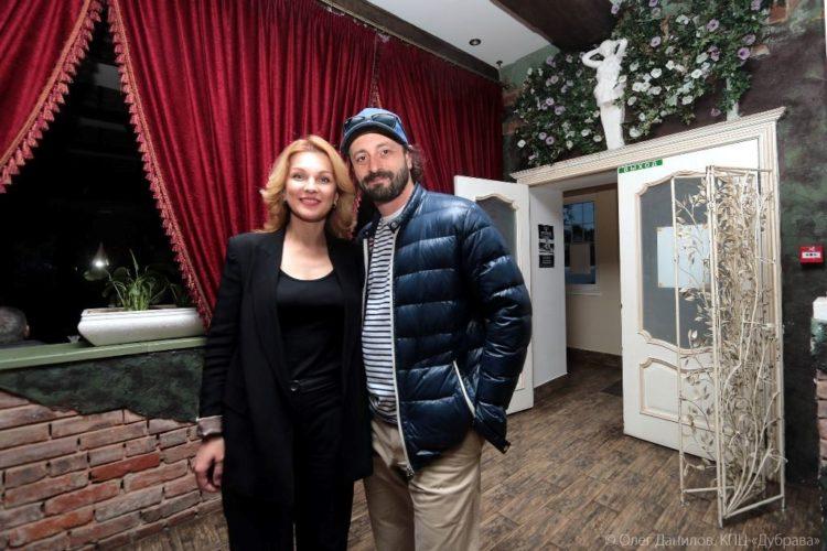 Светлана Артемьева и Илья Авербух