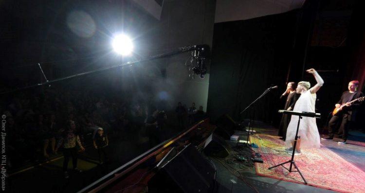 Концерт Тины Кузнецовой