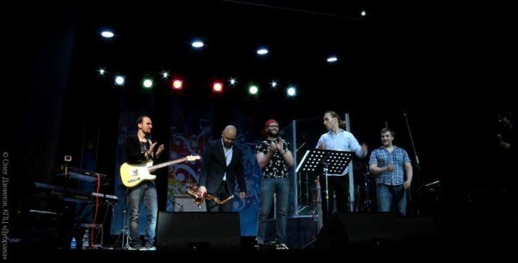 Алексей Заволокин и Bass X