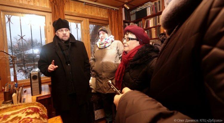 Экскурсия для региональных журналистов