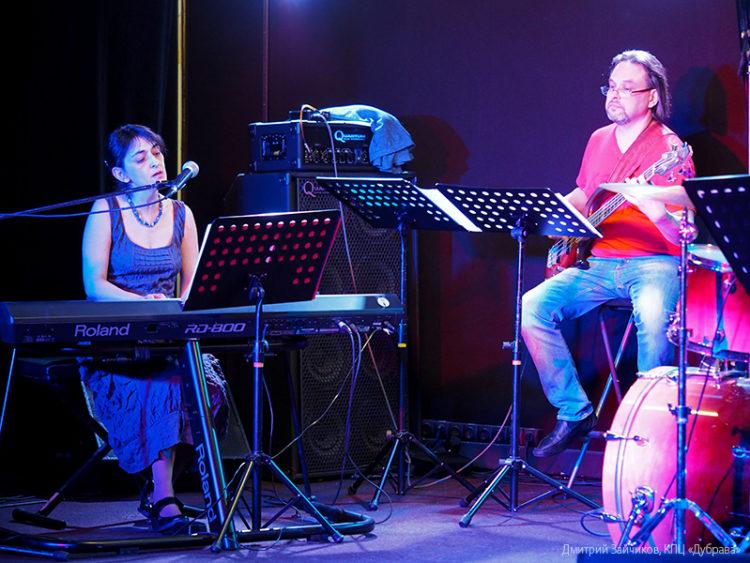 Концерт трио Натальи Скворцовой