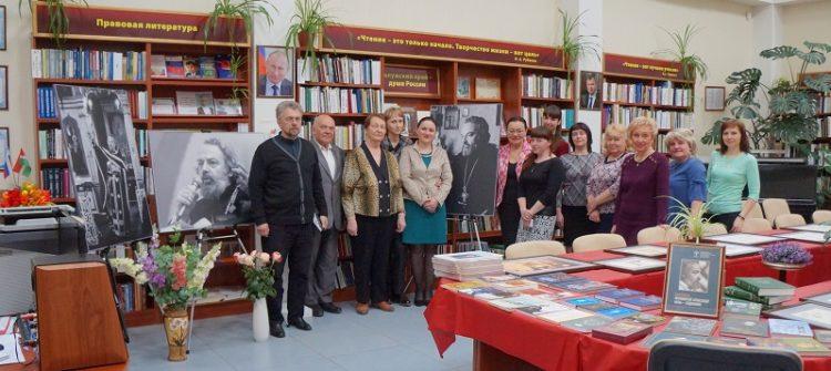 Открытие выставки в Калуге
