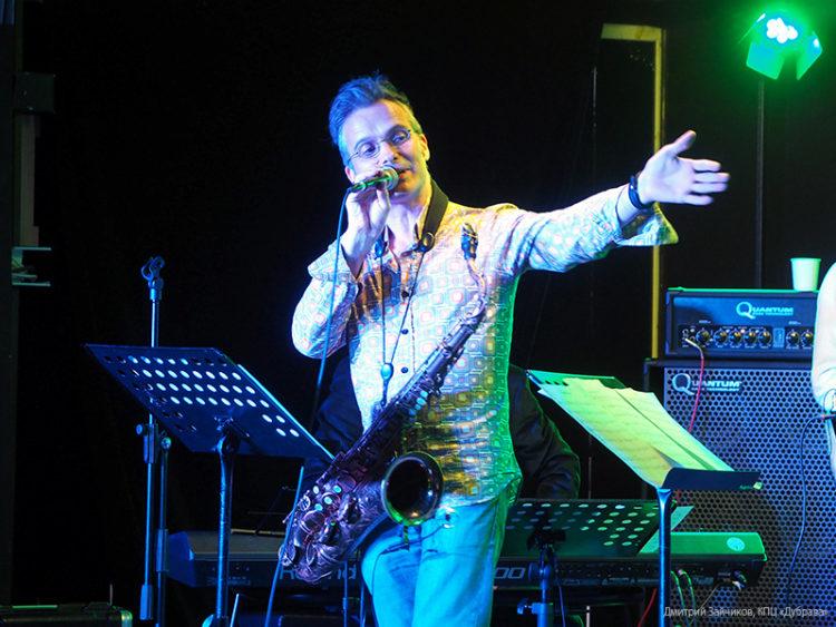 Концерт квинтета Кристофа Граба