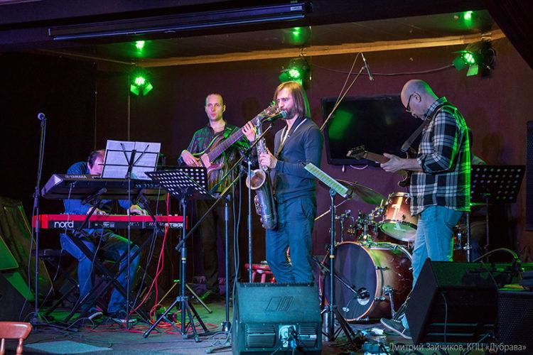 Концерт Laber Band