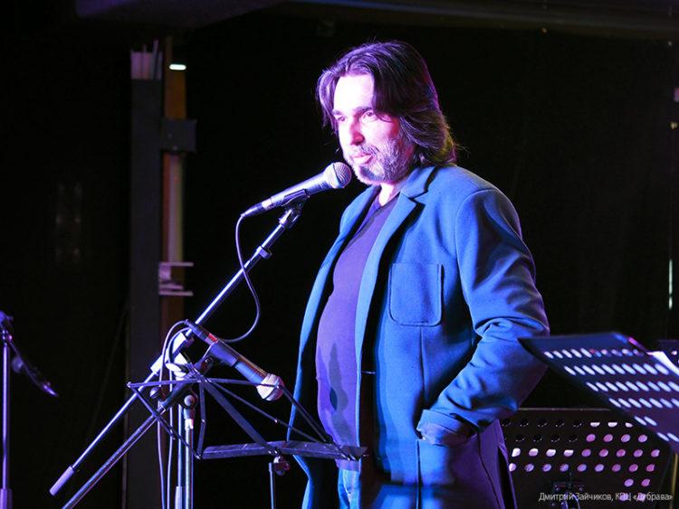 Концерт квинтета Алексея Рябухина