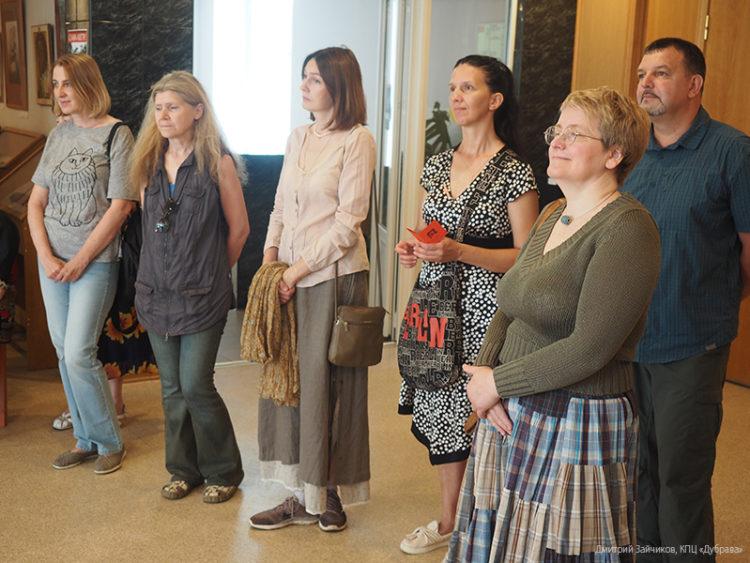 Выставка памяти художника Андрея Квартальнова