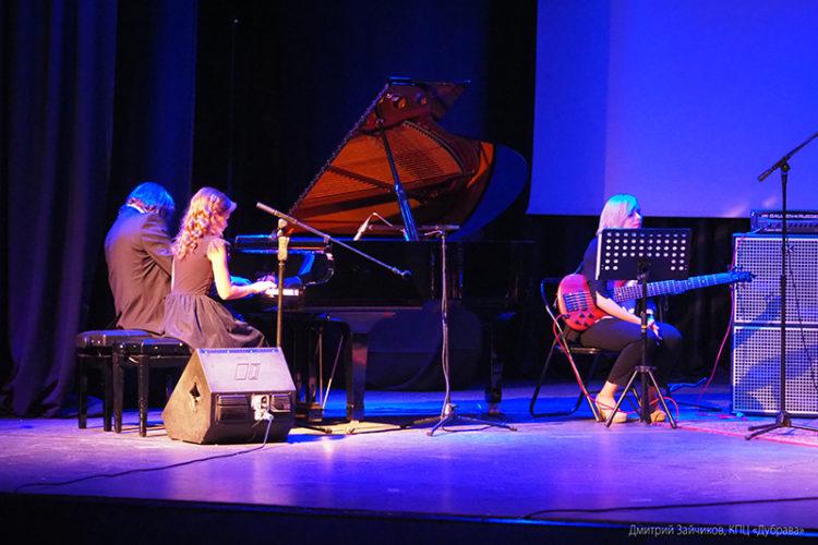 Концерт в рамках XIII Меневских чтений