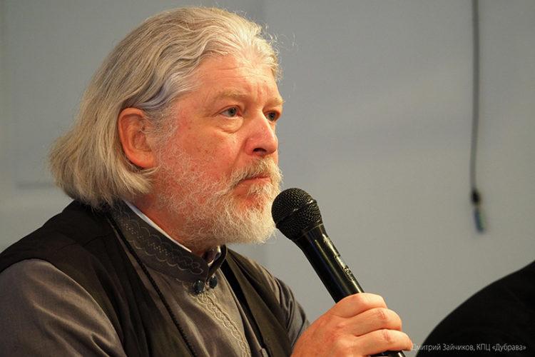 Протоиерей Алексей Уминский