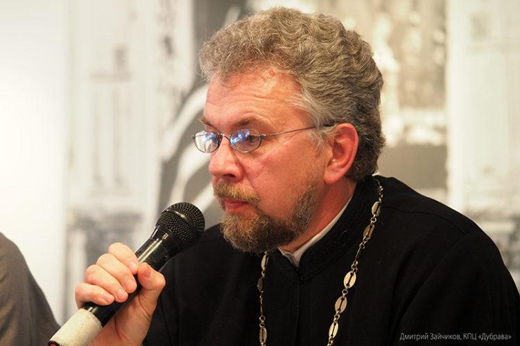 Протоиерей Виктор Григоренко